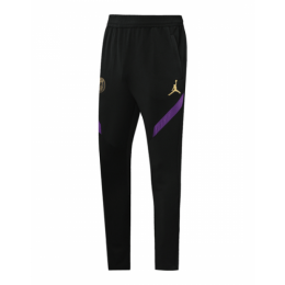 20/21 PSG Black&Purple Training Trouser