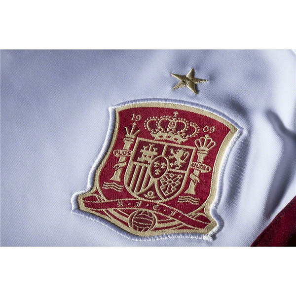 d888500e206 2014 World Cup Spain White Training Jersey Shirt | Spain Jersey ...