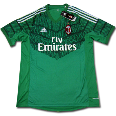 6b75d84943c Ac Milan Goalkeeper Shirt – Idea di immagine del club fc