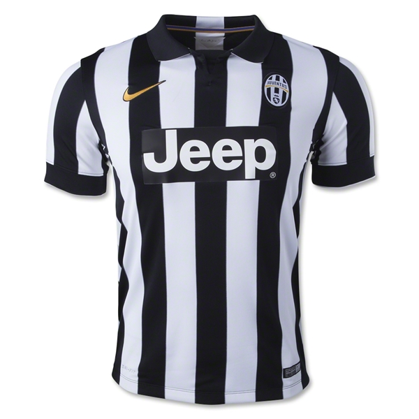 8920564f743 14-15 Juventus Home Jersey Kit(Shirt+Short)