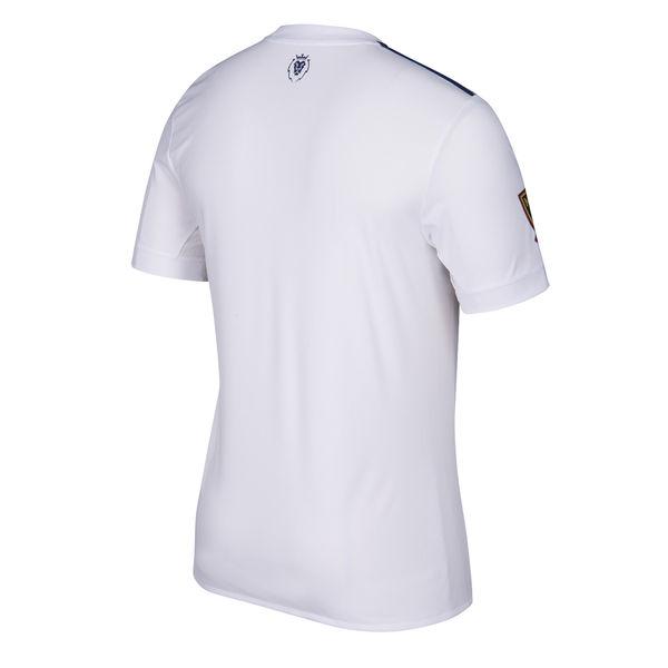 outlet store 5794e ff1fe 17-18 Real Salt Lake Away White Jersey Shirt