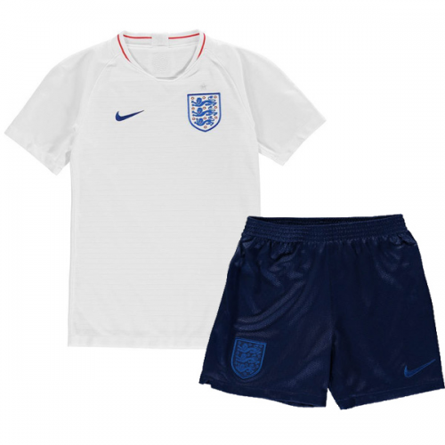 6295f9761 2018 World Cup England Home White Children s Jersey Kit(Shirt+Short)  picture and