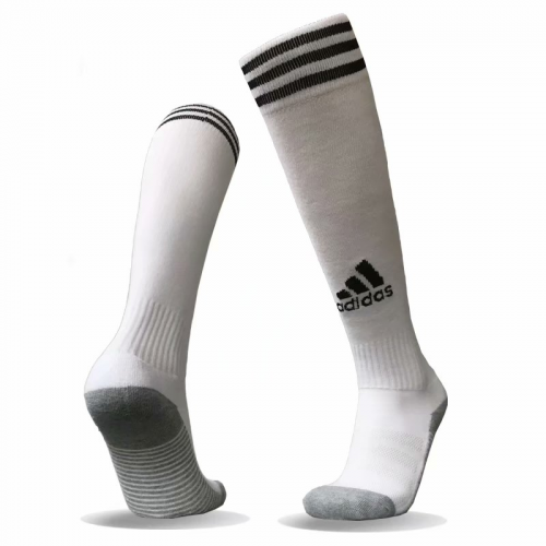 064e9750408b Adidas Copa Zone Cushion Soccer Socks-White