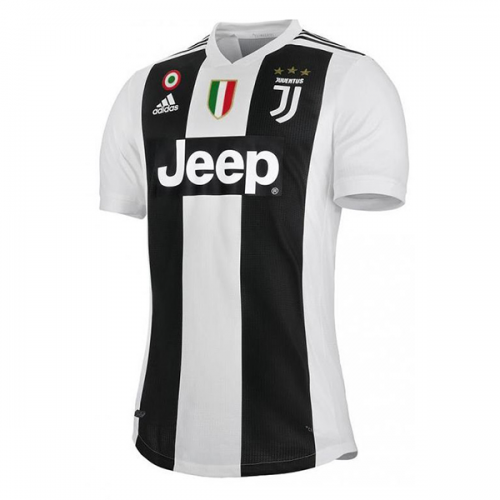 check out 6f73a 55380 18-19 Juventus Home Soccer Jersey Kit(Shirt+Short)