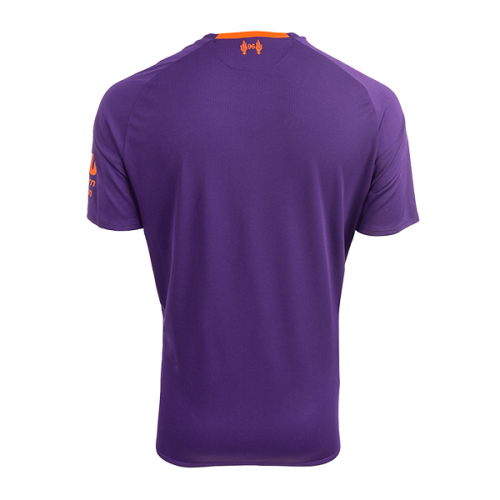 promo code faf8d 50d30 18-19 Liverpool Away Purple Soccer Jersey Whole Kit(Shirt+Short+Socks)