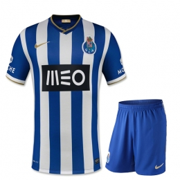 new arrival dcc1e 09c34 13-14 Porto Home Jersey Kit(Shirt+Short)