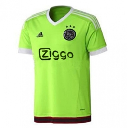 ce3256773aa 15-16 Ajax Away Green Soccer Jersey Shirt | Ajax Jersey Shirt sale ...