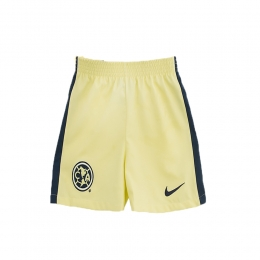 72498ef68 15-16 Club America Home Yellow Soccer Jersey Short