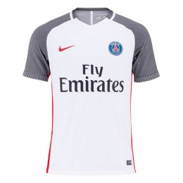 competitive price 2a5cb 5d597 16-17 PSG White Training Jersey Shirt