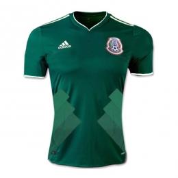 6e0a13ad3 2017 Mexico Home Green Women s Jersey Shirt
