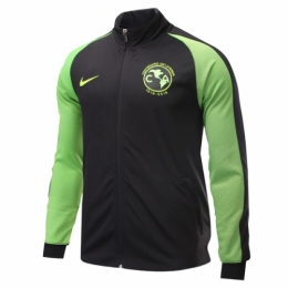 watch 949ad e849e 16-17 Club America Green N98 Track Jacket