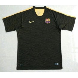 new concept 85cb0 787ef 16-17 Barcelona Yellow Camouflage Training Shirt
