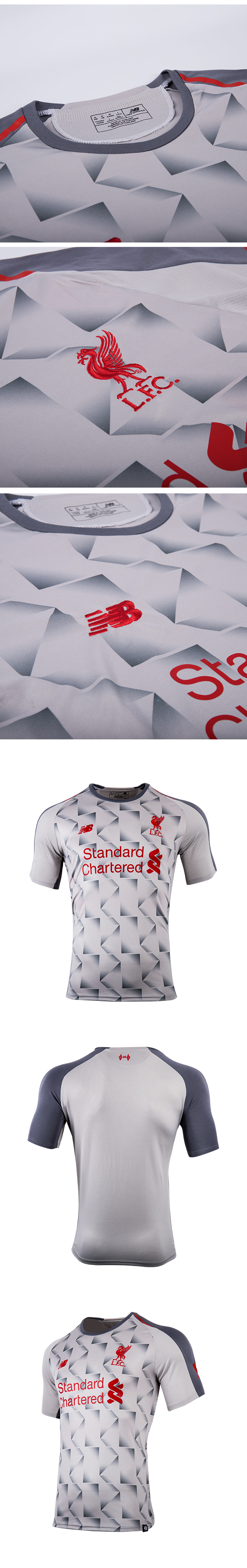 3d7822cc1 Update  Official pictures of the Liverpool 18-19 third kit have leaked