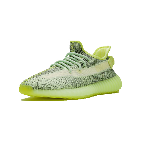 Adidas Yeezy 350 V2 Yeezreel (Non-Reflective) Cleat-Green