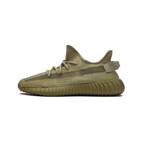 "Adidas Yeezy 350 V2 ""Earth"" Cleat-Army Green"