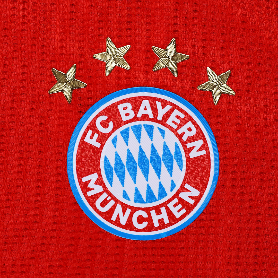 Authentic Bayern Munich Home Jersey 2020/21 By Adidas