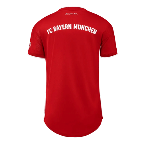 20/21 Bayern Munich Home Red Women's Jerseys Shirt