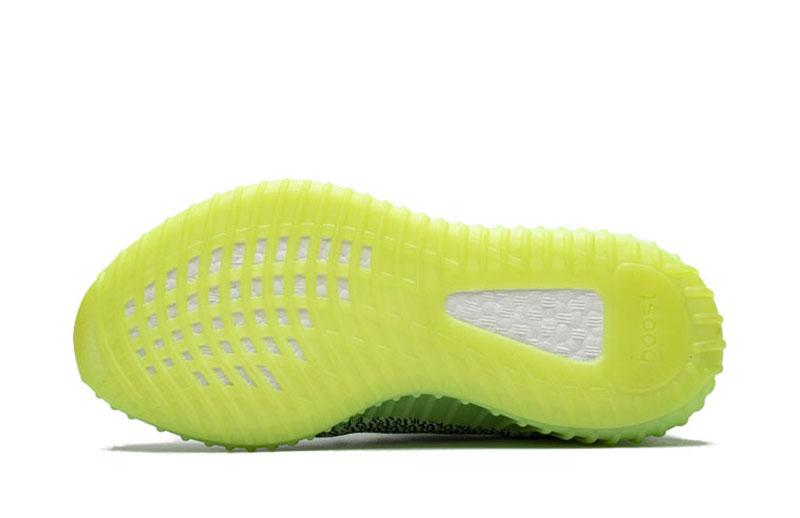 Yeezy 350 V2 Yeezreel Reflective Cleat-Green