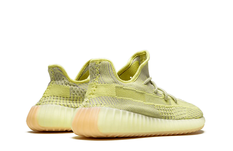Adidas Yeezy 350 V2 'Antlia Non Reflective' Cleat-Light Yellow