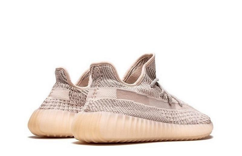 Yeezy 350 V2 'Synth' Reflective Cleat-Light Pink