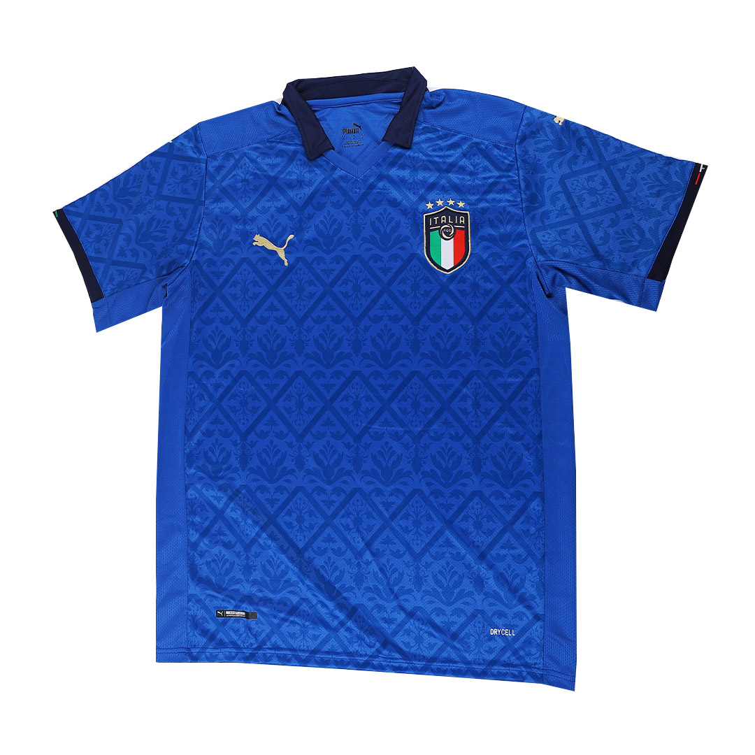 Replica Italy Home Jersey 2020 By Puma