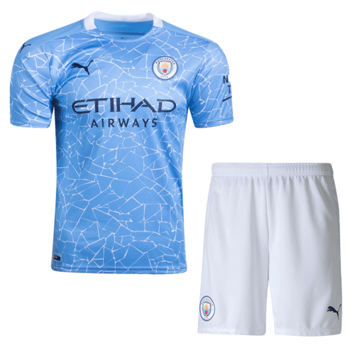 Manchester City Home Kit 2020/21 By Puma