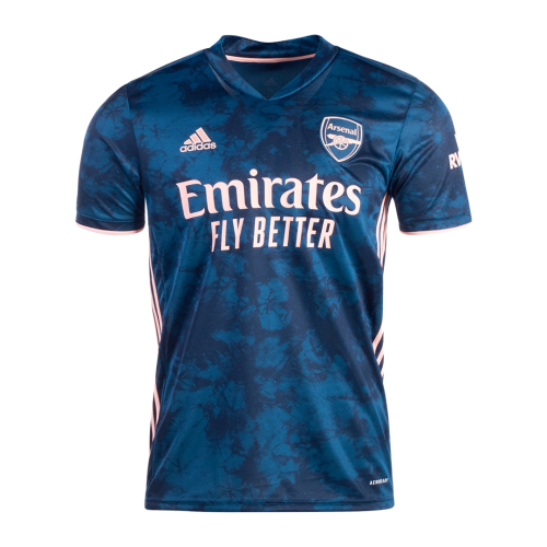 Authentic Arsenal Third Away Jersey 2020/21 By Adidas