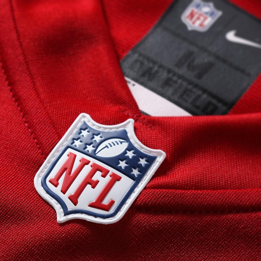 Nick Bosa #97 San Francisco 49ers Game Player Jersey - Scarlet
