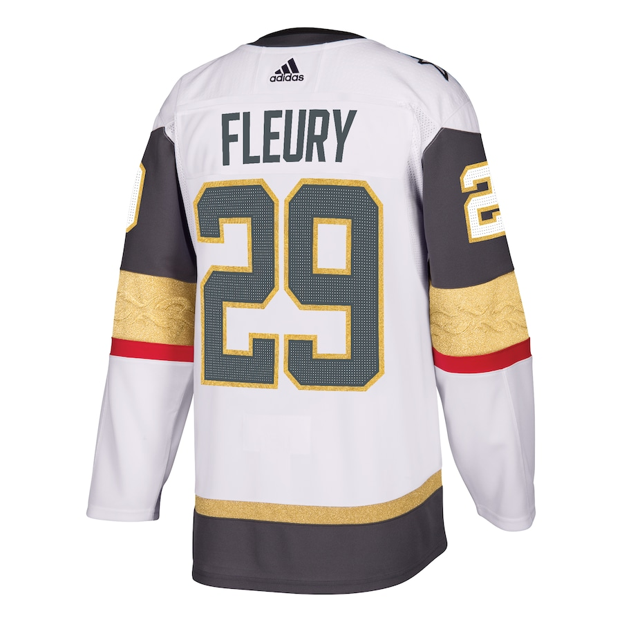 Marc-Andre Fleury #29 Vegas Golden Knights NHL Authentic Player Jersey - White