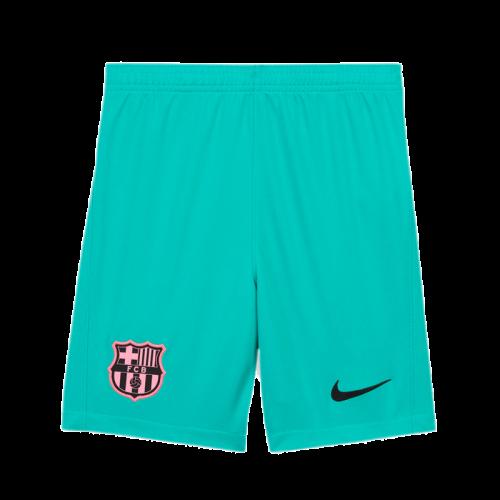 Barcelona Third Away Full Kit 2020/21 By Nike