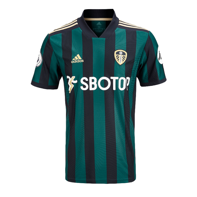 Replica Leeds United Away Jersey 2020/21 By Adidas