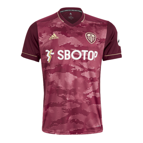 Authentic Leeds United Third Away Jersey 2020/21 By Adidas