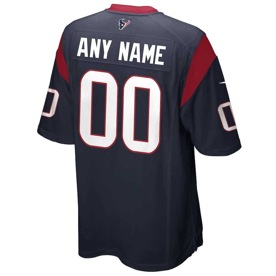 Men's Houston Texans Nike Navy Vapor Limited Jersey