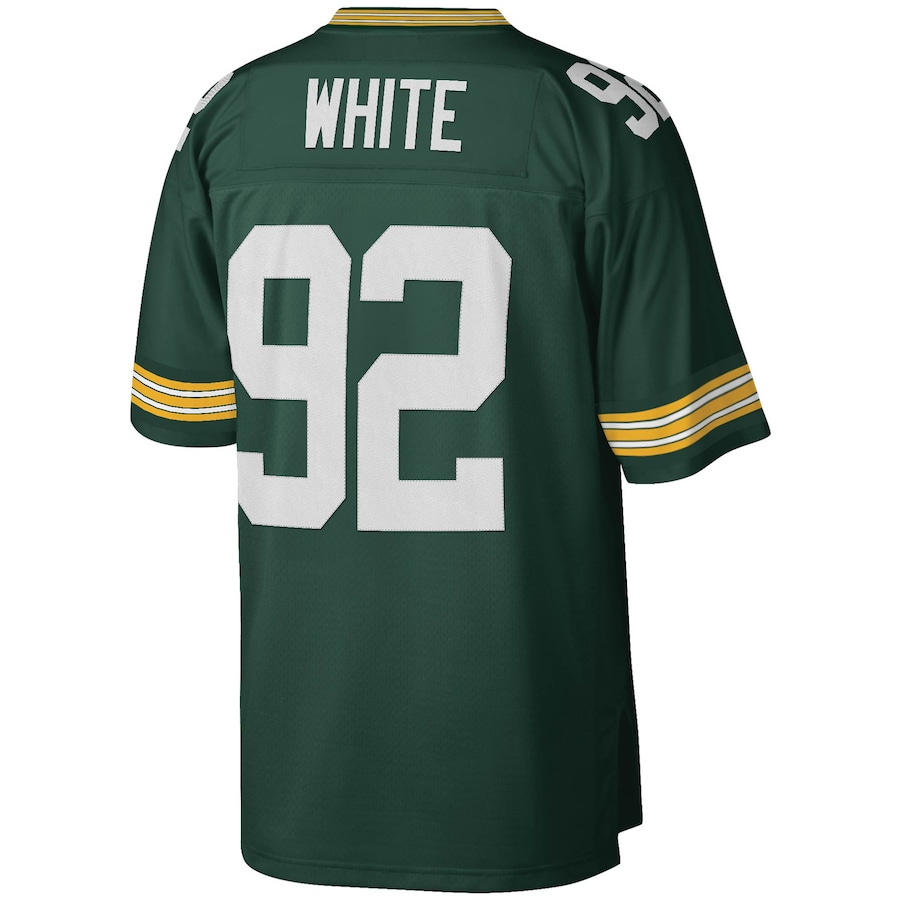 Reggie White #92 Green Bay Packers Mitchell & Ness Legacy Replica Jersey - Green