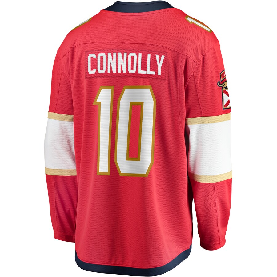 Brett Connolly #10 Florida Panthers NHL Breakaway Player Jersey - Red