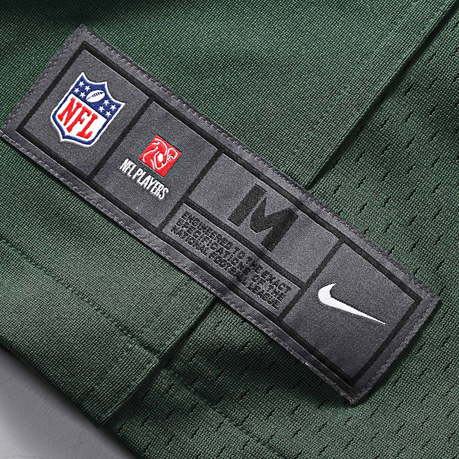 Mark Gastineau #99 New York Jets Nike Retired Player Game Jersey - Green