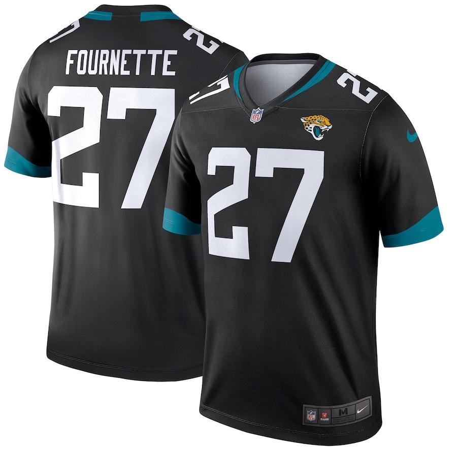 Leonard Fournette #27 Jacksonville Jaguars Nike New 2018 Legend Jersey - Black
