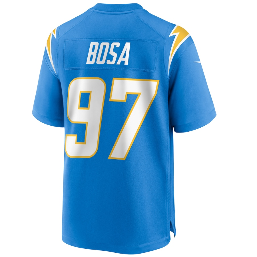 Joey Bosa #97 Los Angeles Chargers Nike Game Jersey - Powder Blue