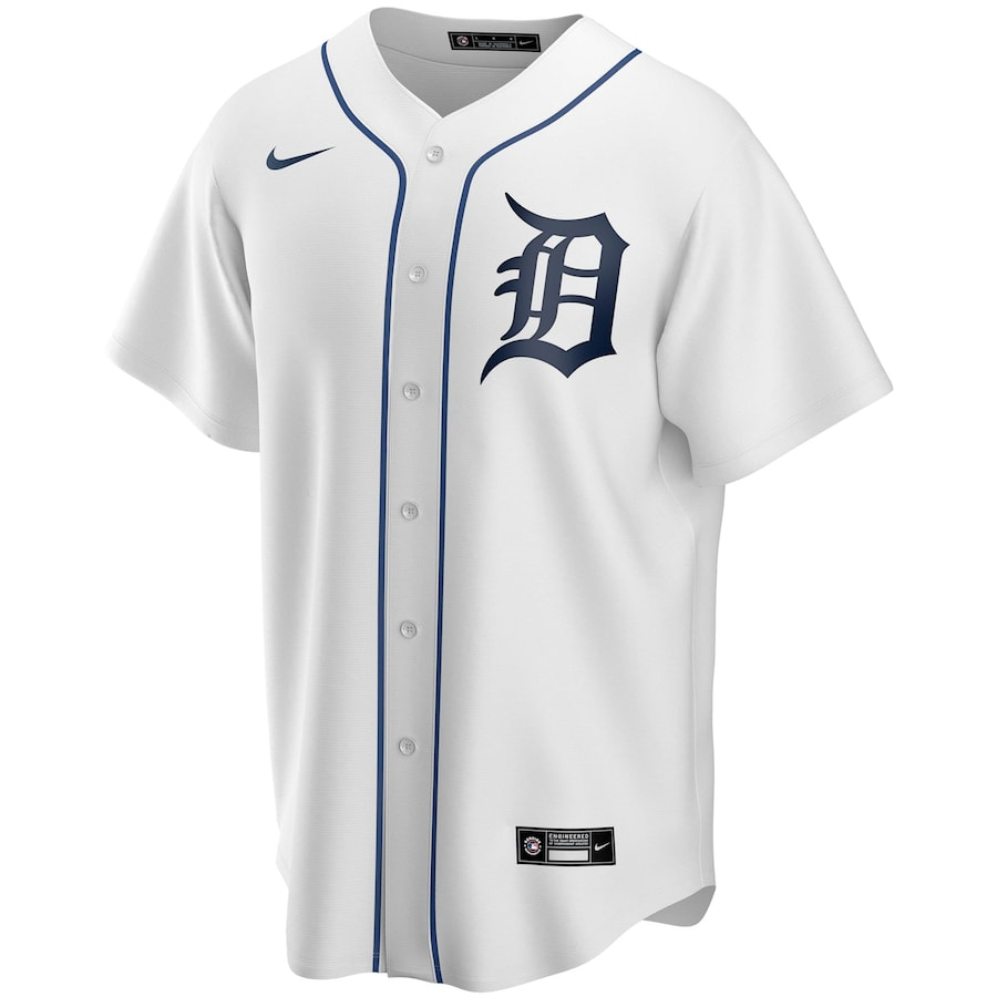 Miguel Cabrera #24 Detroit Tigers Nike Home 2020 Replica Player Jersey - White