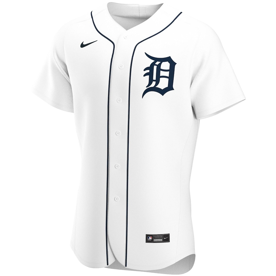Miguel Cabrera #24 Detroit Tigers Nike Home 2020 Authentic Player Jersey - White