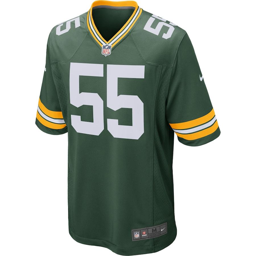 Za Darius Smith #55 Green Bay Packers Nike Game Player Jersey - Green