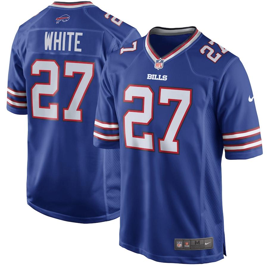 Tre Davious White #27 Buffalo Bills Nike Game Player Jersey - Royal