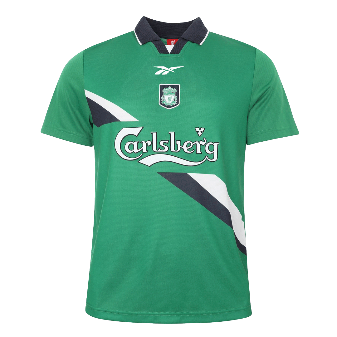 Retro Liverpool Away Jersey 1999/00 By Umbro