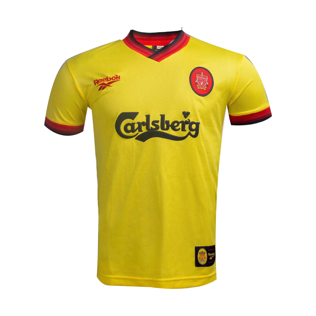 Retro Liverpool Away Jersey 1997/99