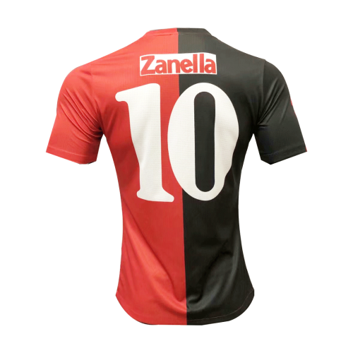 Zanella #10 Newells Old Boys Home Jersey 1993/94 By Adidas