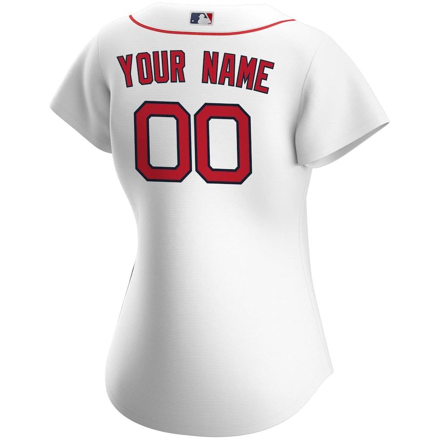 MLB Boston Red Sox Home Baseball Jersey 2020 Women