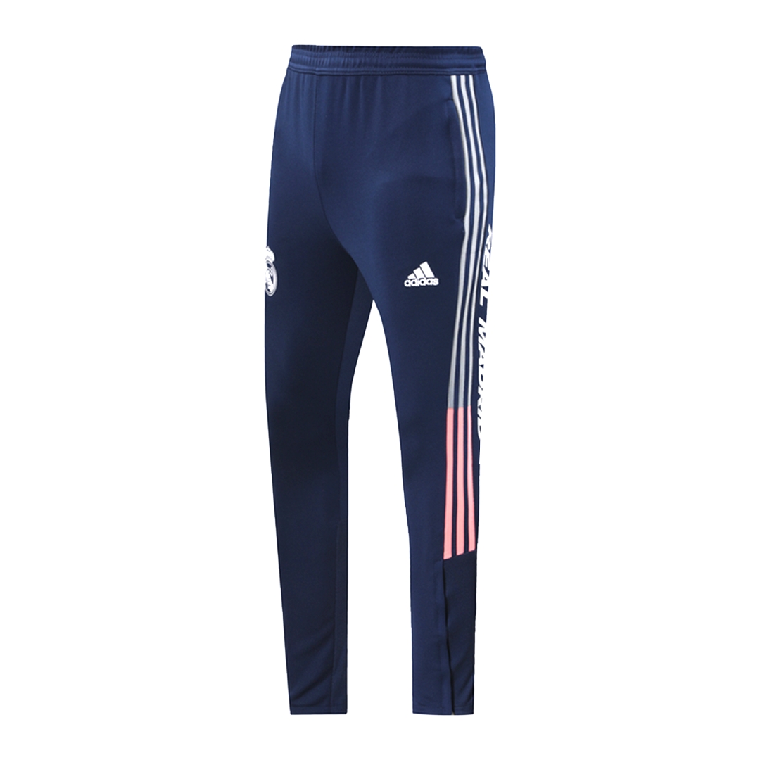 20/21 Real Madrid Training Pant Navy Training Trouser