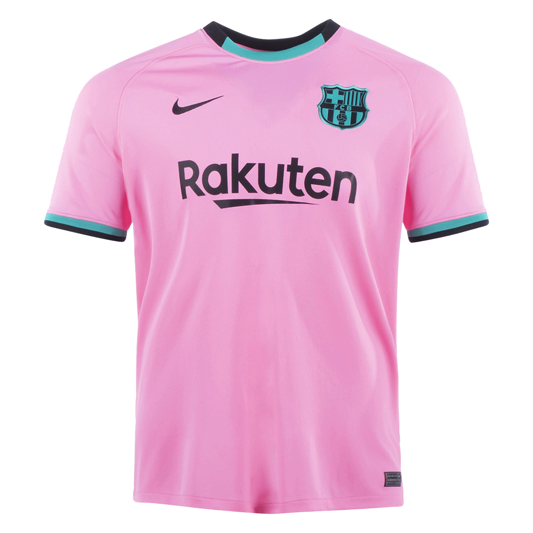 Authentic Barcelona Third Away Jersey 2020/21 By Nike