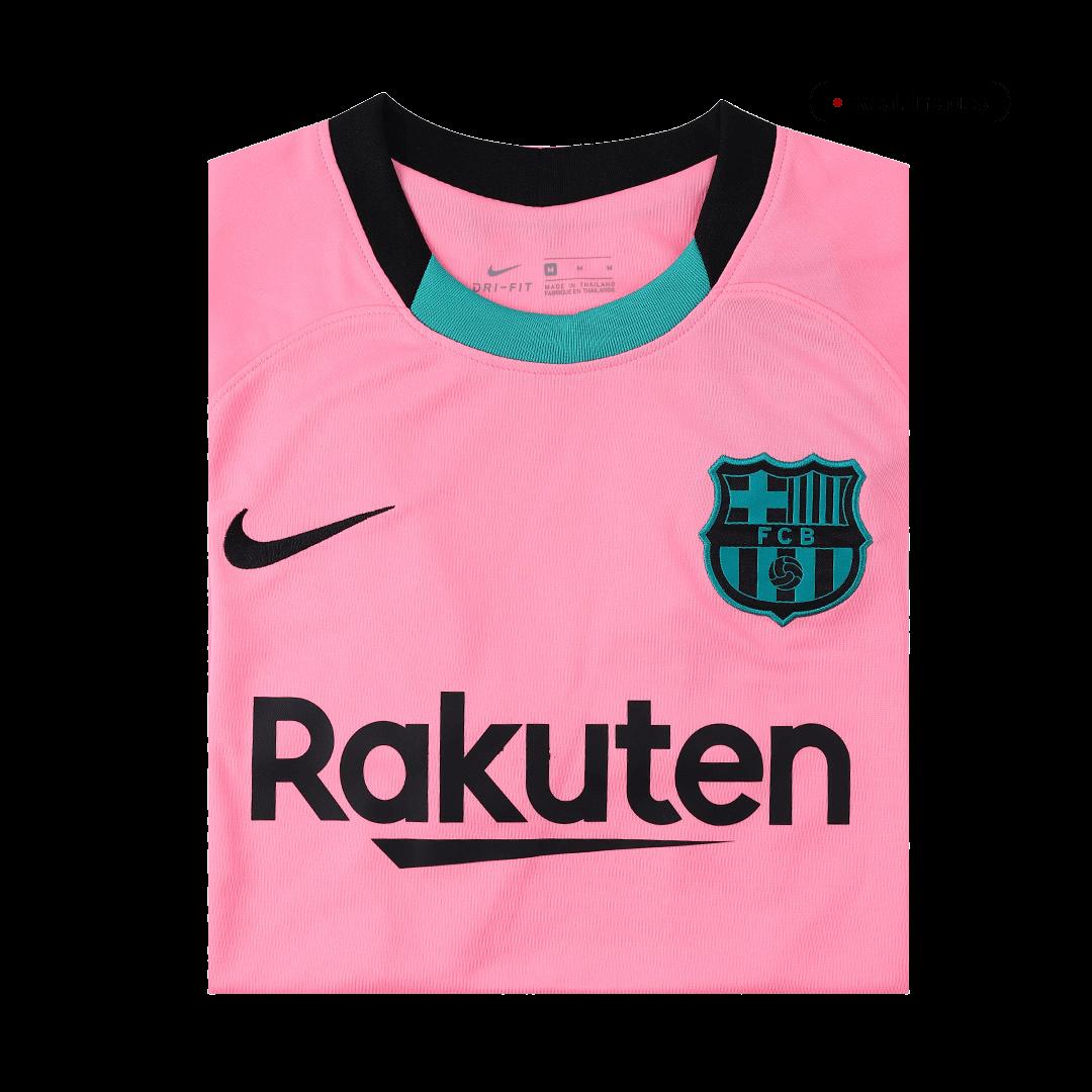 Replica Barcelona Third Away Jersey 2020/21 By Nike
