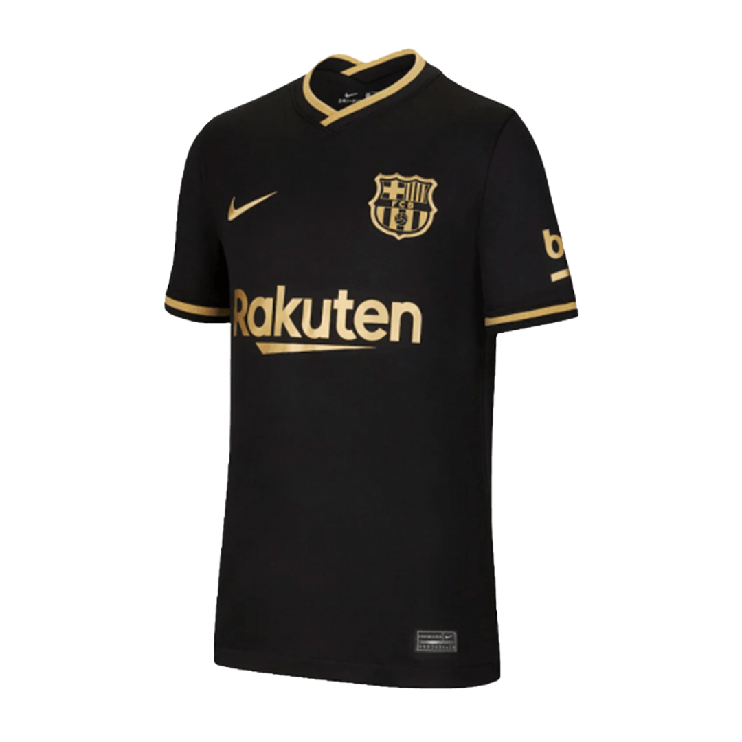 Authentic Barcelona Away Jersey 2020/21 By Nike